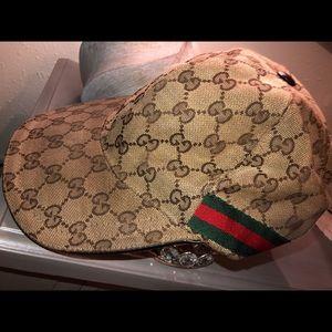 Unisex Gucci Baseball Cap